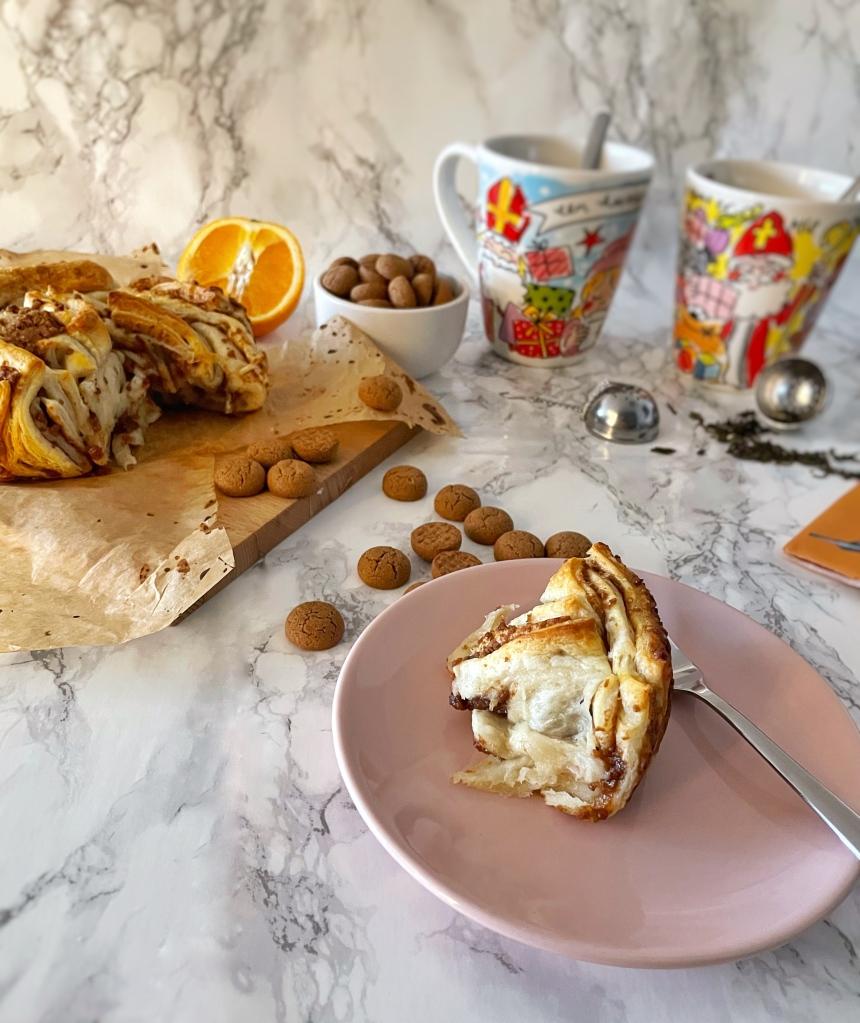 Kruidnotenbrood pepernotenbrood bakkenmetlisanne sinterklaasbrood