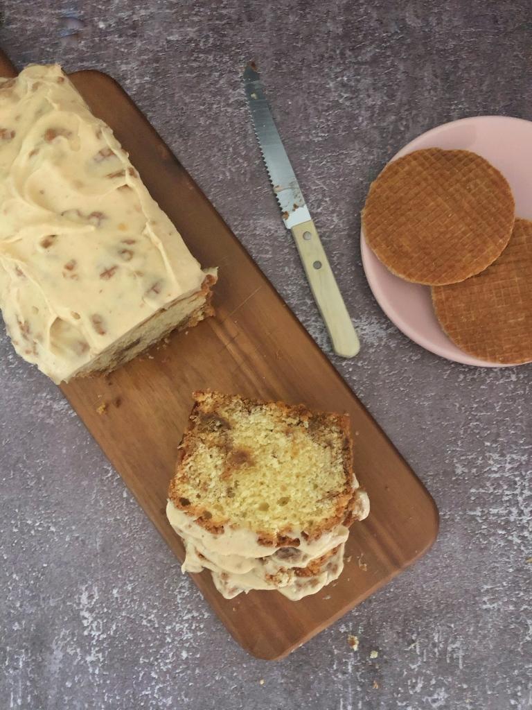 Stroopwafelcake - bakkenmetlisanne
